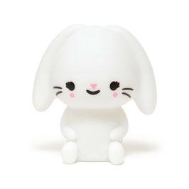 Veilleuse lapin blanc Petit Monkey