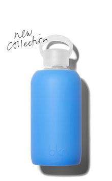 Bouteille coloris bleu roméo 250 ml