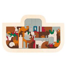Puzzle Arche de Noé Hape toys
