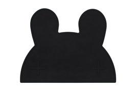Set de table en silicone lapin noir We might be tiny