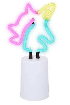Lampe neon Licorne Sunnylife