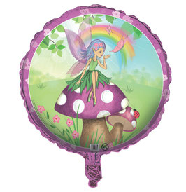 Ballon métallique thème Fée