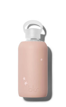 Bouteille Naked rose nude étoile rose pastel 500 ml