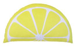 Coussin citron