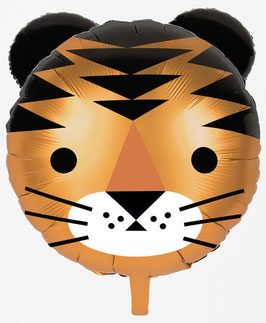 Ballon Tigre en aluminium My little day