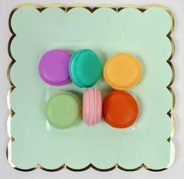 6 petites boites macarons pour bijoux