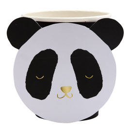 8 Gobelets Panda Meri Meri
