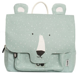 Cartable Ours Polaire Trixie