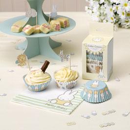 100 caissettes pour gateaux fête anniversaire Miffy