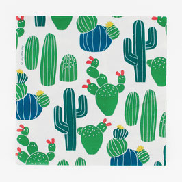 20 grandes serviettes cactus my little day