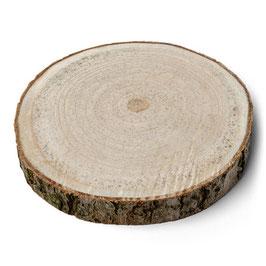 Rondin de bois 20-25 cms diamètre X2.5cms épaisseur