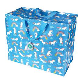 Grand sac de rangement Licornes