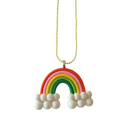 Collier Arc en ciel coloris flashy Pop Cutie