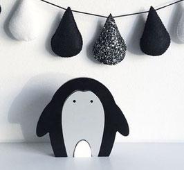 Pingouin en bois Pixistuff