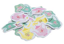 108 Confettis Liberty Tea Time