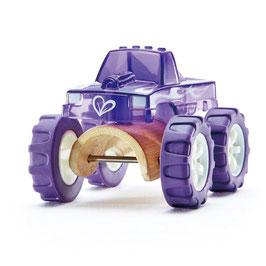 Camion en bambou Monster Truck marque Hape toys
