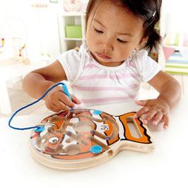 Labyrinthe magnétique poisson Hape toys