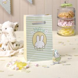5 sacs pour cadeaux invités anniversaire Miffy