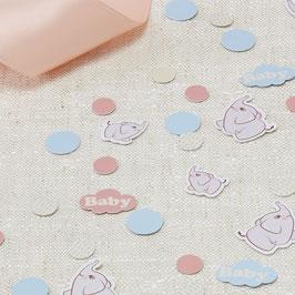 """Confettis de table """"Petit éléphant"""""""