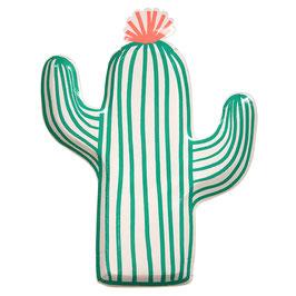 12 assiettes cactus Meri meri