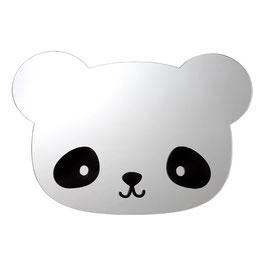 Miroir en acrylique Panda ou Ours A little lovely company