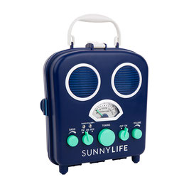 "Radio de plage et amplificateur ""Beach sound"" marine Sunnylife"