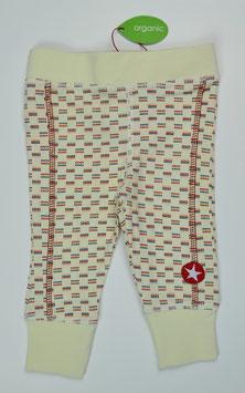 pantalon bebe fond ecru kik kid