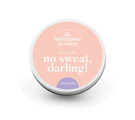 no sweat, darling! - Deo  lavendel  RELAX