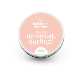 no sweat, darling! - Deo coco