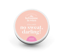 no sweat, darling! - Deo rose BEAUTY