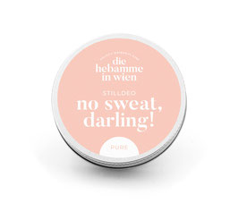 no sweat, darling! - Deo Pure