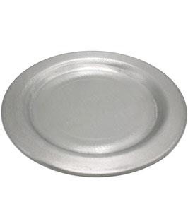 Silberner Kerzenteller, Ø 115mm