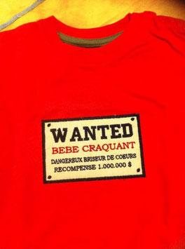 Wanted Bébé craquant