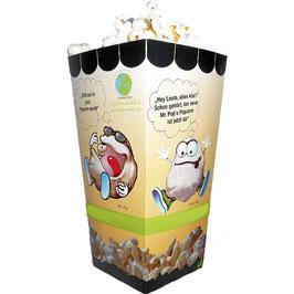 Pappbecher für Popcorn 100 Stück