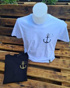 Shirt schwarz oder weiß