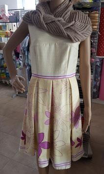 60er Jahre Kleid Gr. 38