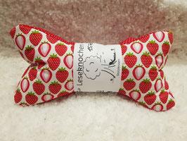 Leseknochen Erdbeeren