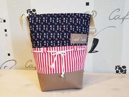 11. Trödel Tasche Kordel 2