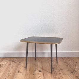 TABLE D'APPOINT PIEDS COMPAS 50'S