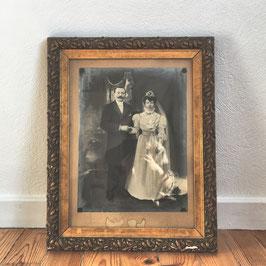 PORTRAIT MARIES ENCADRE