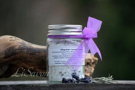 *Naturbadesalz*   -  Lavendel