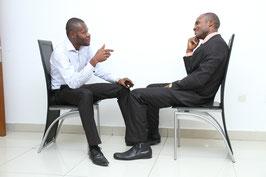 Vorbereitung auf  Interview