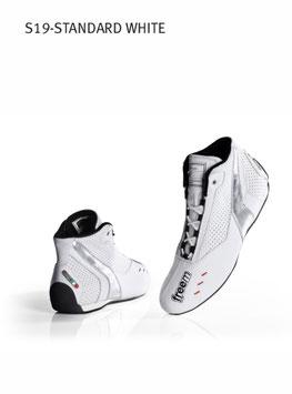 Schuhe Weiß - Freem S19 shoes FIA 8856-2018