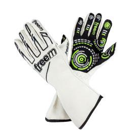Handschuhe Weiß - Freem Senso gloves 016