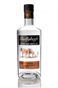 Ballykeefe Extra Dry Irish Gin, 40% Vol., 0,7L