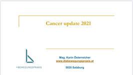 Cancer update 2021