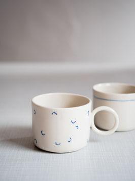 Kleine Kaffeetasse Blue Moon