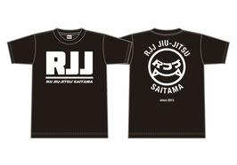 【ドライ】RJJデカロゴTシャツ