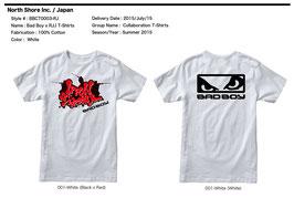 IPPONジャンボリー×BAD BOY コラボTシャツ