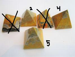 Bumblebee jaspis piramide
